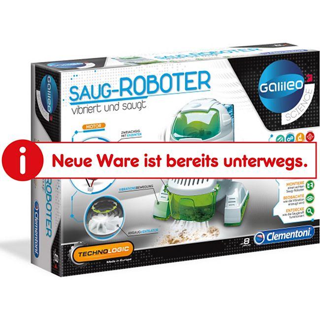 Clementoni Saug-Roboter - Bild 1