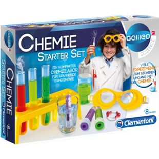 Galileo Clementoni  - Chemie Starterset - Bild 1