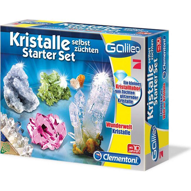 Galileo Clementoni  - Kristalle selbst züchten - Bild 1