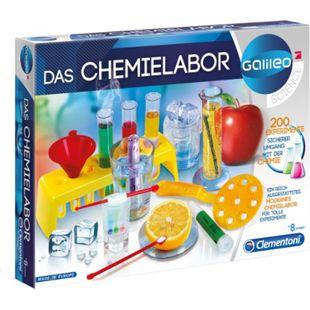 Galileo Clementoni  - Das Chemielabor - Bild 1