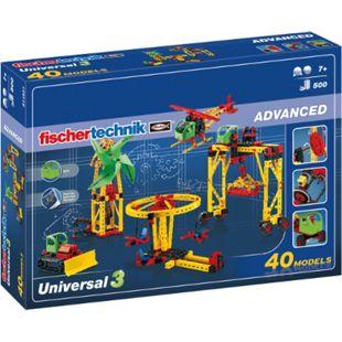 fischertechnik Advanced Universal 3 - Bild 1