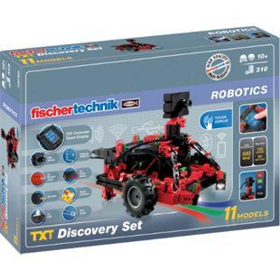 fischertechnik Robotics TXT Discovery Set - Bild 1