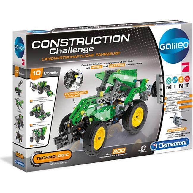 Galileo Clementoni  Technologic - Landwirtschaftliche Fahrzeuge - Bild 1