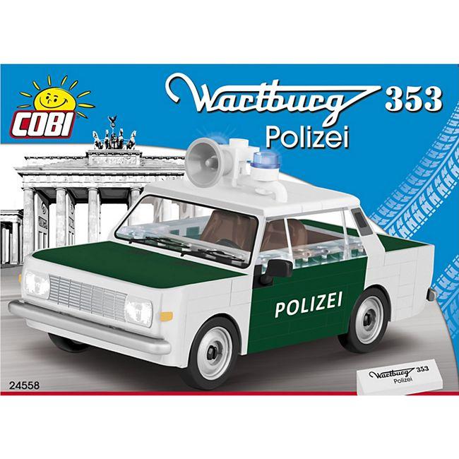 Cobi 24558 WARTBURG 353 POLIZEI - Bild 1