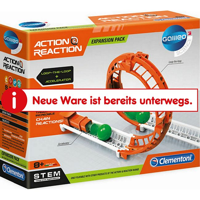 Clementoni Action & Reaction - Looping - Bild 1