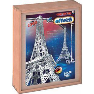 eitech Metallbaukasten Eiffelturm Deluxe - Bild 1