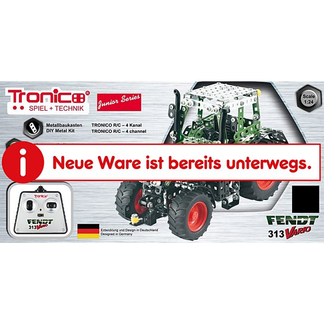 Tronico RCEE  Junior RC Fendt 313 Vario - Bild 1