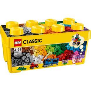 LEGO® Classic 10696 Mittelgroße Bausteine-Box, 484 Teile - Bild 1