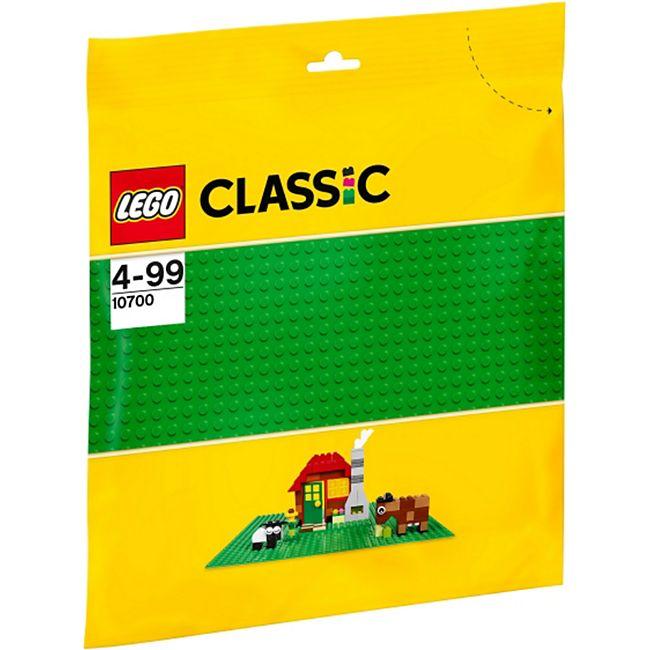 LEGO® Classic 10700 Grüne Grundplatte - Bild 1