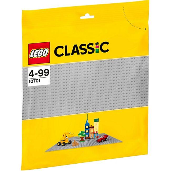 LEGO® Classic 10701 Graue Grundplatte - Bild 1