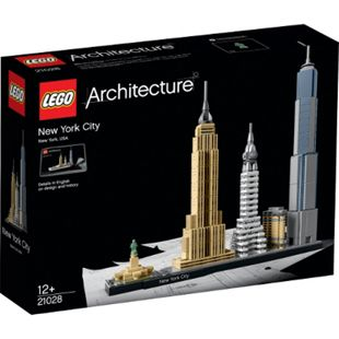 LEGO® Architecture 21028 New York City, 598 Teile - Bild 1