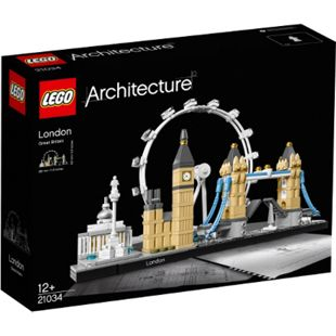 LEGO® Architecture 21034 London, 468 Teile - Bild 1