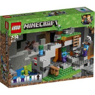 LEGO® Minecraft 21141 Zombiehöhle, 241 Teile - Bild 1