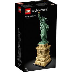 LEGO® Architecture 21042 Freiheitsstatue, 1685 Teile - Bild 1
