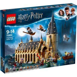 LEGO® Harry Potter 75954 Die große Halle von Hogwarts, 878 Teile - Bild 1