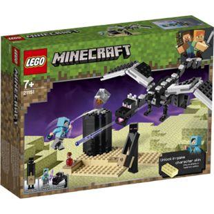 LEGO® Minecraft 21151 Das letzte Gefecht - Bild 1
