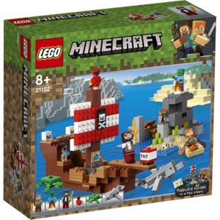 LEGO® Minecraft 21152 Das Piratenschiff-Abenteuer - Bild 1