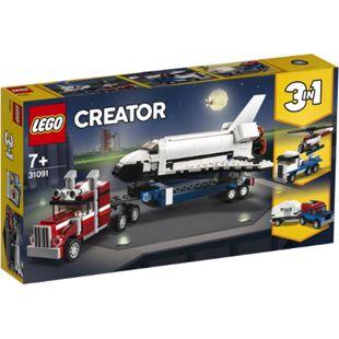 LEGO® Creator 31091 Transporter für Space Shuttle - Bild 1