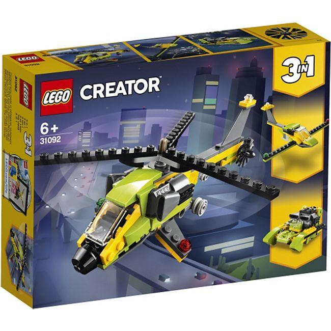 LEGO® Creator 31092 Hubschrauber - Bild 1