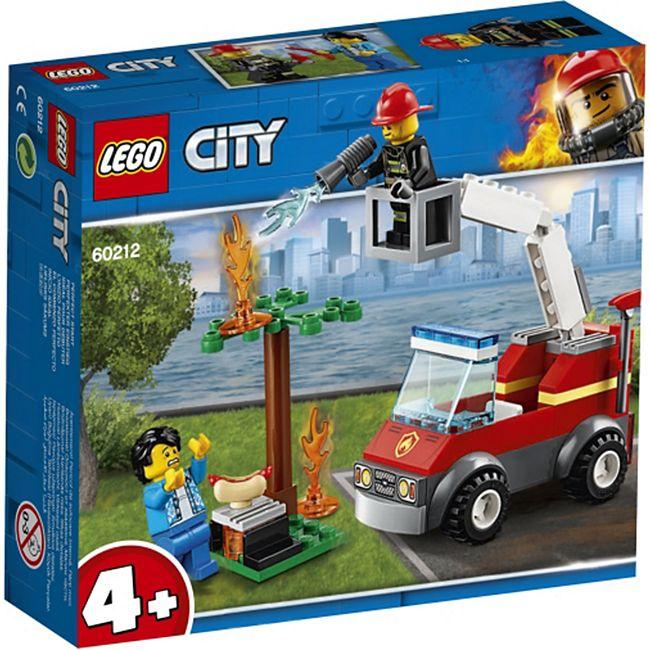 LEGO® City 60212 Feuerwehr beim Grillfest - Bild 1