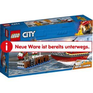 LEGO® City 60213 Feuerwehr am Hafen - Bild 1