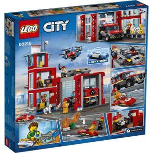 LEGO® City 60215 Feuerwehrstation - Bild 1