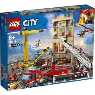LEGO® City 60216 Feuerwehr in der Stadt - Bild 1