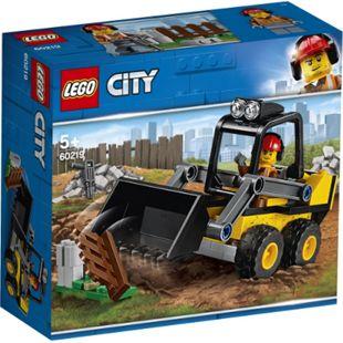 LEGO® City 60219 Frontlader - Bild 1