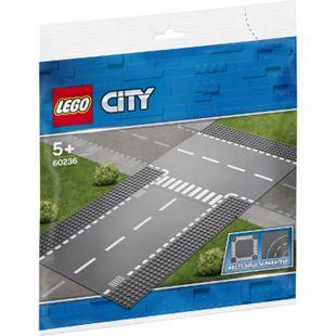 LEGO® City 60236 Gerade und T-Kreuzung - Bild 1