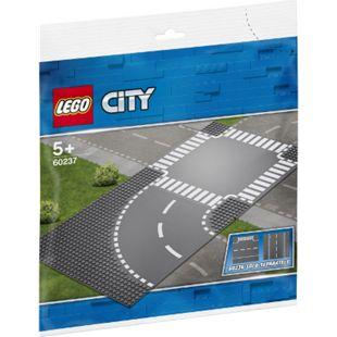 LEGO® City 60237 Kurve und Kreuzung - Bild 1