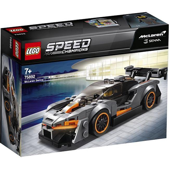 LEGO® Speed Champions 75892 McLaren Senna - Bild 1