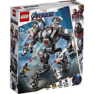 LEGO® DC Comics Super Heroes LEGO® Super Heroes 76124 War Machine Buster - Bild 1
