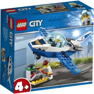 LEGO® City 60206 Polizei Flugzeugpatrouille - Bild 1