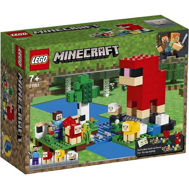 LEGO® Minecraft 21153 Die Schaffarm - Bild 1
