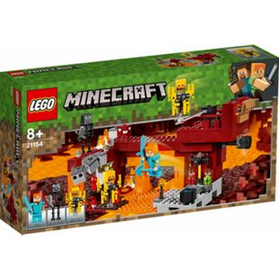 LEGO® Minecraft 21154 Die Brücke - Bild 1