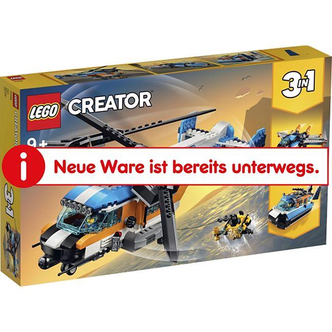 LEGO® Creator 31096 Doppelrotor-Hubschrauber - Bild 1