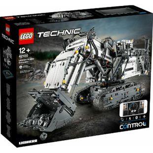 LEGO® Technic 42100 Liebherr Bagger R 9800 - Bild 1