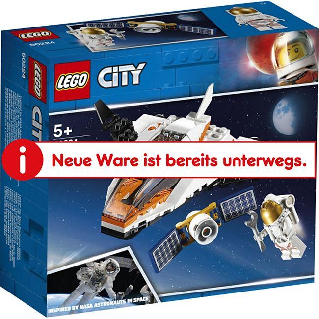 LEGO® City 60224 Satelliten-Wartungsmission, 84 Teile - Bild 1