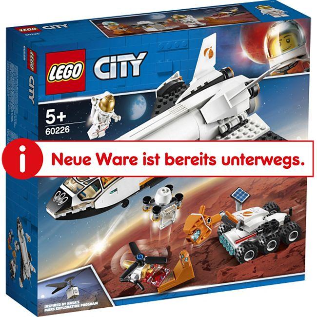 LEGO® City 60226 Mars Forschungs-Shuttle, 273 Teile - Bild 1