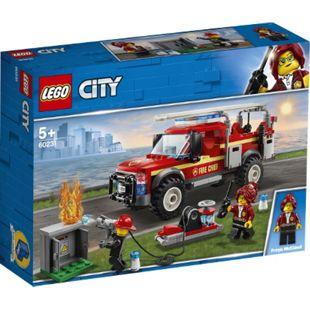 LEGO® City 60231 Feuerwehr-Einsatzleitung - Bild 1