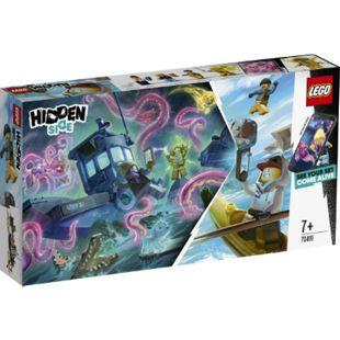 LEGO® HIDDEN 70419 Gekenterter Garnelenkutter - Bild 1