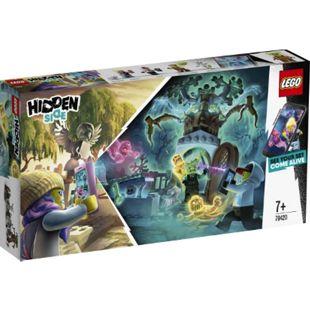 LEGO® HIDDEN 70420 Geheimnisvoller Friedhof - Bild 1