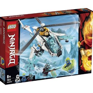 LEGO® NINJAGO® LEGO® Ninjago 70673 ShuriCopter, 361 Teile, ab 8 Jahre - Bild 1
