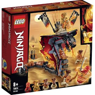 LEGO® NINJAGO® LEGO® Ninjago 70674 Feuerschlange - Bild 1