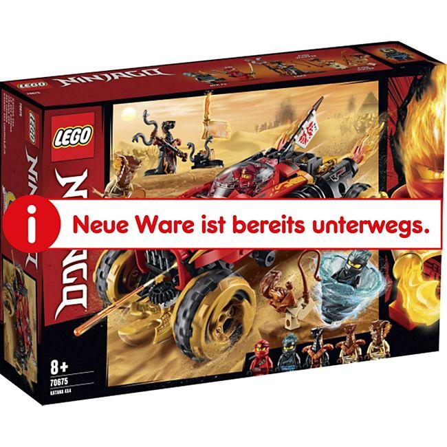 LEGO® NINJAGO® LEGO® Ninjago 70675 Katana 4x4 - Bild 1