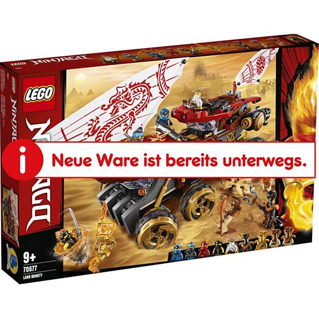 LEGO® NINJAGO® LEGO® Ninjago 70677 Wüstensegler - Bild 1