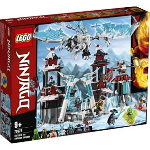 LEGO® NINJAGO® LEGO® Ninjago 70678 Festung im ewigen Eis - Bild 1