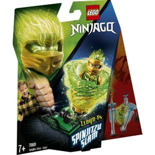 LEGO® NINJAGO® LEGO® Ninjago 70681 Spinjitzu Slam - Lloyd - Bild 1