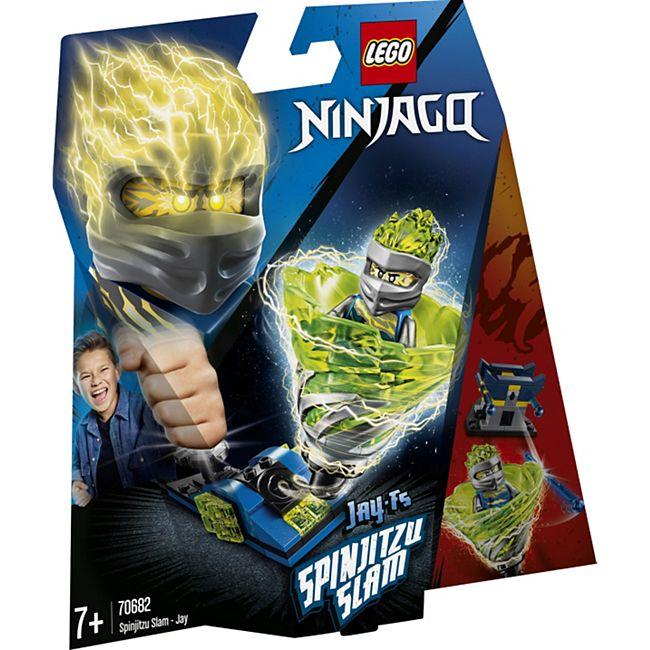 LEGO® NINJAGO® LEGO® Ninjago 70682 Spinjitzu Slam - Jay - Bild 1