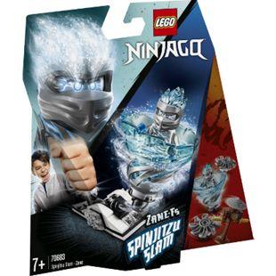 LEGO® NINJAGO® LEGO® Ninjago 70683 Spinjitzu Slam - Zane - Bild 1